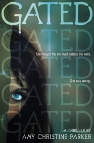 book cover of Gated by Amy Christine Parker published by Random House