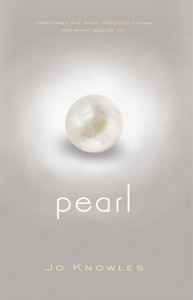 book cover of Pearl by Jo Knowles published by Henry Holt Books