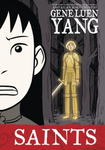 book cover of Saints by Gene Luen Yang published by First Second Books