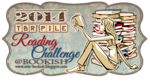 logo for @Bookish's 2014 TBR Challenge