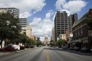 photo of Congress Street, Austin Texas by Mister-E Chris Eason