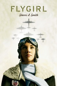 book cover of Flygirl by Sherri L Smith published by Penguin