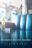 book cover of Breakfast Served Anytime by Sarah Combs published by Candlewick