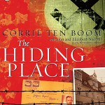 CD cover of The Hiding Place By Corrie ten Boom, John Sherrill & Elizabeth Sherrill Read by Bernadette Dunne Published by Christian Audio