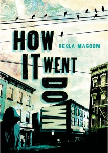 book cover of How It Went Down by Kekla Magoon published by Henry Holt BFYR