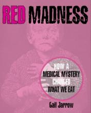 book cover of Red Madness by Gail Jarrow published by Calkins Creek