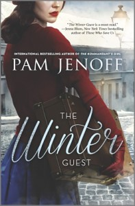 book cover of The Winter Guest by Pam Jenoff published by Harlequin Mira