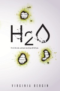 book cover of H2O by Virginia Birgin published by Sourcebooks Fire