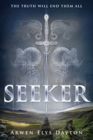 book cover of Seeker by Arwen Elys Dayton published by Delacorte Press