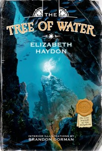 Tree of Water by Elizabeth Haydon published by Starscape