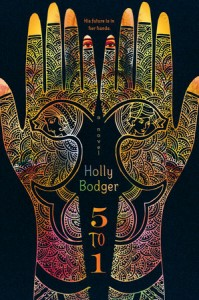 book cover of 5 To 1 by Holly Bodger published by Knopf Books for Young Readers