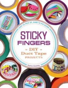 book cover of Sticky Fingers by Sophie Maletsky published by Zest Books