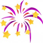 clipart of Fireworks by rduris from OpenClipArt.org