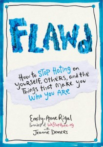 book cover of Flawd by Emily-Anne Rigal published by Perigee