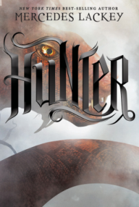 book cover of Hunter by Mercedes Lackey published by DisneyHyperion | BooksYALove.com
