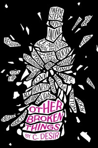 book cover of Other Broken Things by CJ Desir published by Simon Pulse | BooksYALove.com
