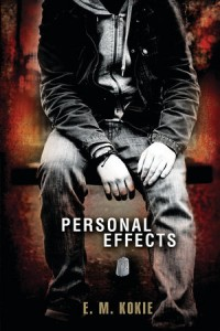 book cover of Personal Effects by EM Kokie published by Candlewick | recommended on BooksYALove.com