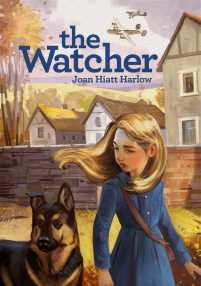 book cover of The Watcher by Joan Hiatt Harlow published by McElderry Books | recommended on BooksYALove.com