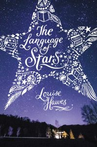 book cover of The Language of Stars, by Louise Hawes published by Margaret K. McElderry Books | recommended on BooksYALove.com
