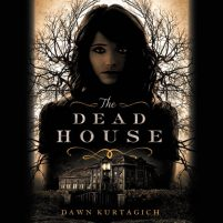 CD cover of The Dead House by Dawn Kurtagich | Read by Charlotte Parry, Christian Coulson Published by Hachette Audio | recommended on BooksYALove.com