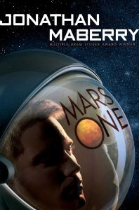 book cover of Mars One by Jonathan Maberry published by Simon Schuster BYFR  | recommended on BooksYALove.com