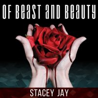 CD cover of Of Beast and Beauty by Stacey Jay | Read by Julia Whelan Published by Tantor Media | recommended on BooksYALove.com