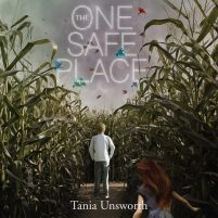 CD cover of The One Safe Place by Tania Unsworth | Read by Mark Turetsky Published by HighBridge Audio | recommended on BooksYALove.com