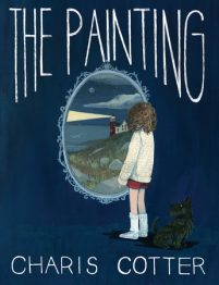 book cover of The Painting by Charis Cotter, published by Tundra Books   recommended on BooksYALove.com